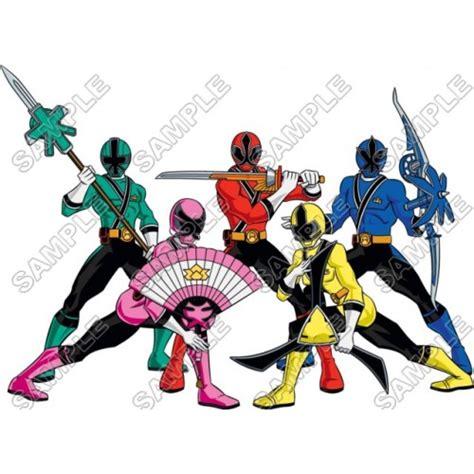 Sticker Stiker Anak Karakter Power Rangers 3 power rangers samurai t shirt iron on transfer decal 3