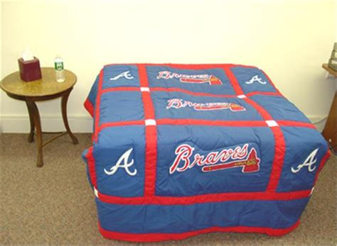 atlanta braves crib bedding atlanta braves classics bedding