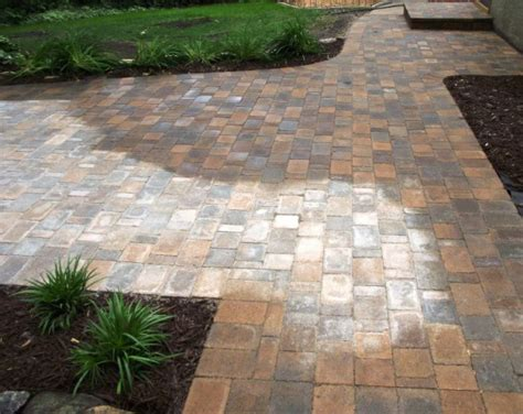 Paver Patio Sealer Paver Sealing On Driveways And Walkways Twin Cities Mn