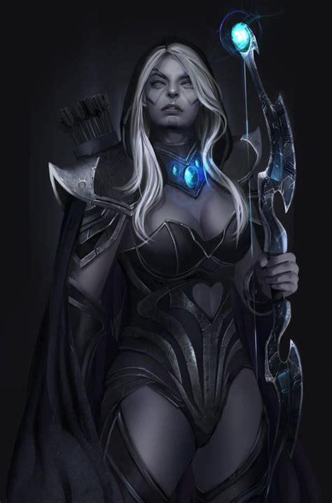 27 best drow ranger images on armors character design and costumes