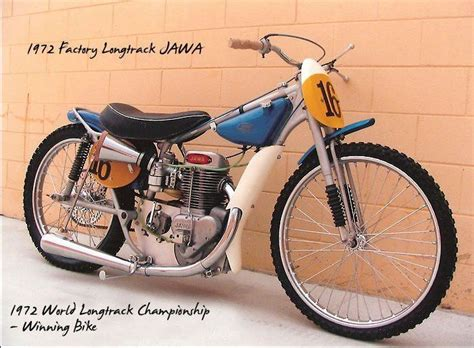how long is a motocross race 1972 factory longtrack jawa motorcycle speedway