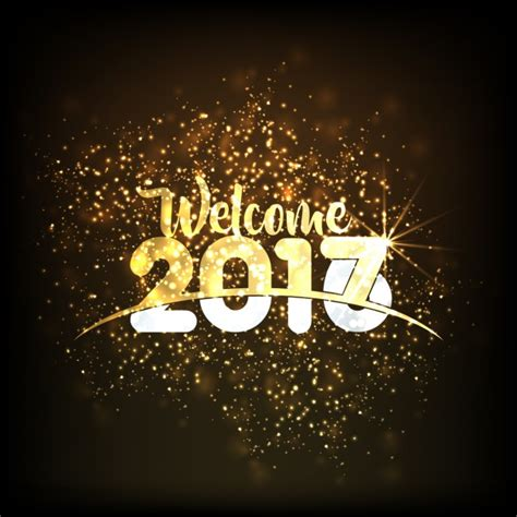 luxury new year luxury background for new year vector free