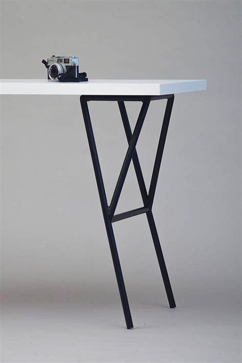 metal work table legs best 25 table legs ideas on diy table legs