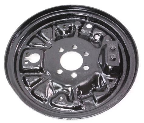 Bosch Gws060 Bearing Original 607 rh rear drum brake backing plate 93 99 vw jetta golf