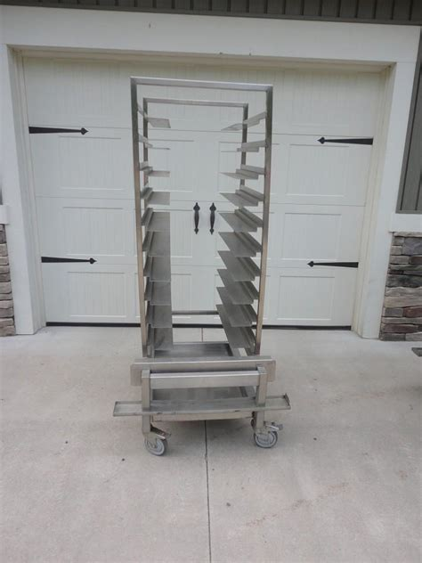 Bakery Oven Racks by Bakery Oven Racks Lot Of 3 135267 For Sale Used