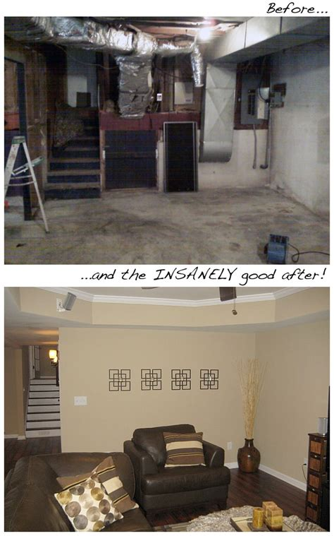 basement remodeling pictures before and after amazing basement remodels before and after 6 basement