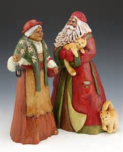 mr and mrs claus african american santa claus