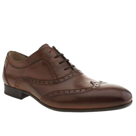 schuh shoes oxford s h by hudson rene oxford brogue shoes schuh