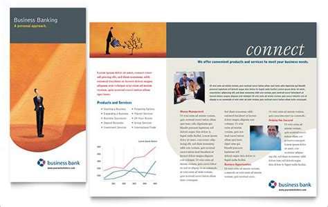 microsoft office brochure templates free download