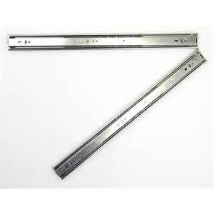 22 inch extension bearing side mount drawer