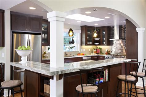How To Design A Modern Kitchen by Contemporary Kitchen
