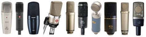 the top 10 best microphones for recording vocals the