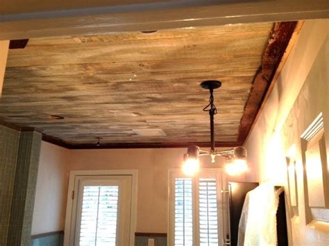 quot cloud9 quot eastern pine ceiling planks eclectic