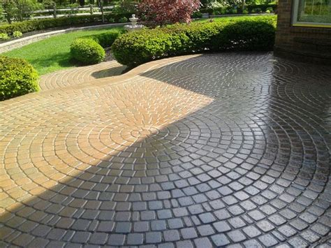 17 best ideas about paver patio designs on