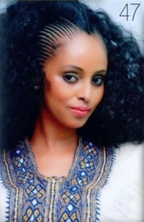 ethiopian fashionable shuruba beautiful habesha woman ssa women