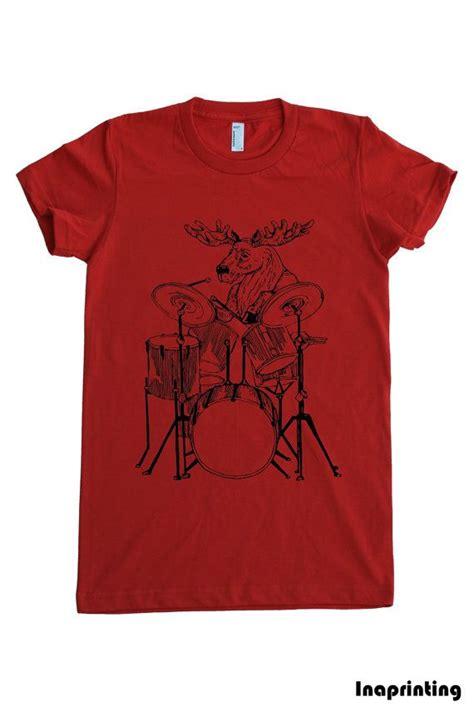 Tshirt 09 Xl From Ordinal Apparel moose drums t shirt s american apparel
