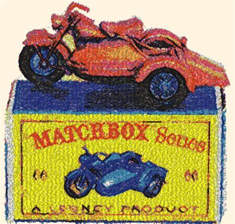 matchbox machine embroidery design