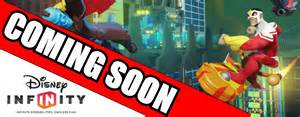 Disney Infinity Characters Coming Soon Disney Infinity Characters Coming Soon Car Interior Design
