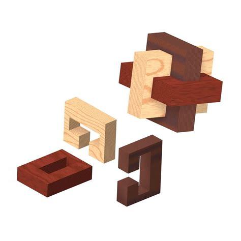 woodwork wooden puzzle plans   plans