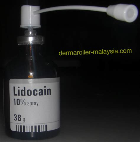numbing spray for tattoos buy lidocain or numbing or anesthetic for sale in
