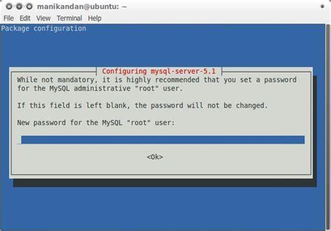 configure mysql xp ubuntu how to install and configure apache php mysql and