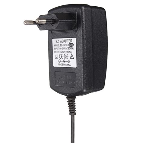 Power Supply Adaptor 24v 1a dc ac 24v 1a adapter charger power supply for cctv etc alex nld