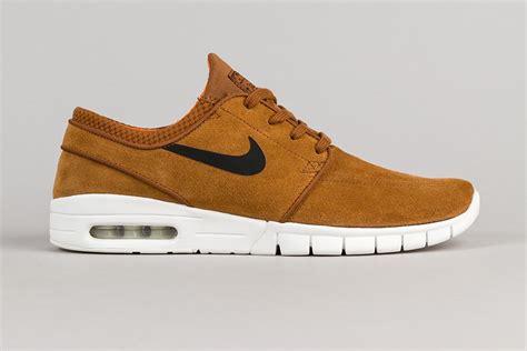 Nike Sb Suede nike sb stefan janoski max suede hazelnut sneaker bar