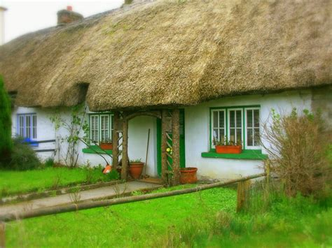 Celtic Cottages by Quiddity 2 Happy St S Day
