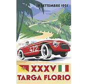1951 Targa Florio – Pullman Editions