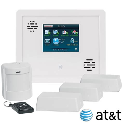 interlogix simon xti cellular 3g wireless security system