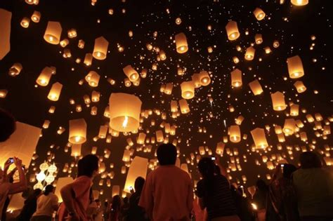 new year peace lantern festival you don t want to miss this gorgeous lantern festival in