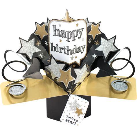 Birthday Pop Up Greeting Card happy birthday pop up greeting card cards kates