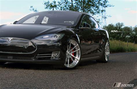 Tesla Aftermarket Tesla Aftermarket Wheels Tesla Model S With Hre P101 In
