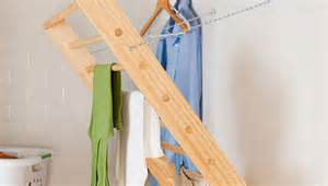 Ceiling Clothes Rack by Fold Away Laundry Room Drying Rack