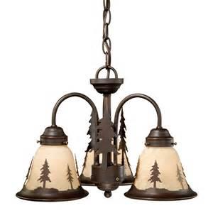 Rustic Pendant Lighting Rustic Chandeliers Big Sky 3 Light Pendant Black Forest Decor
