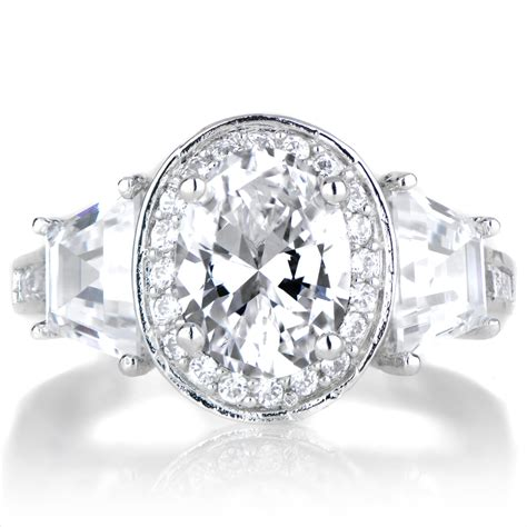 lula s oval cut 3 engagement ring