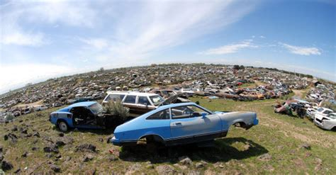 boat junk yards texas legendary wendell car salvage yard for sale after 47 years