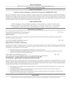 Best Resume Distribution by Distribution Manager Executive Resume Example Best