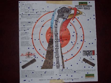 how do you pattern a shotgun how to pattern a turkey gun second edition for 2009