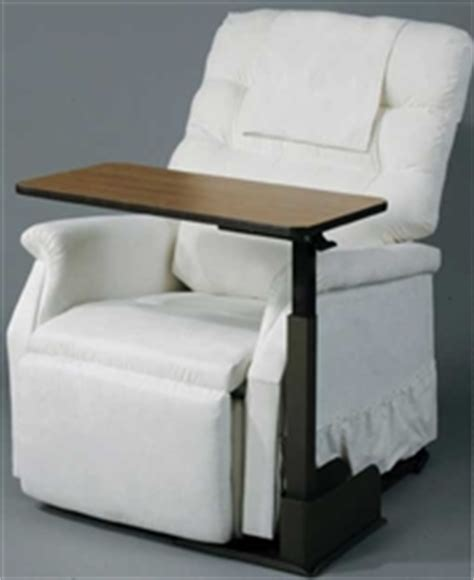 seat lift chair table drive seat lift chair table left side