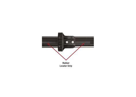 Yakima Roof Rack Weight Limit by Yakima Lnl Cross Bar 1250mm 8000507 X1 Instore