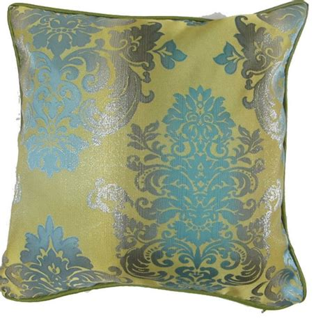glitter wallpaper stockists glasgow glitter floral cushion lime green colour faux silk