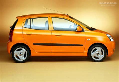 Kia Picanto 2007 Kia Picanto Specs 2004 2005 2006 2007 Autoevolution