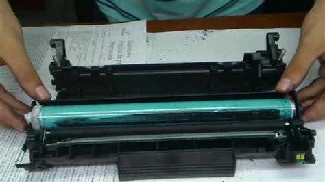 Toner Hp 83a recarga toner hp 85a 83a hp m1212fn hp 1217 hp p1102