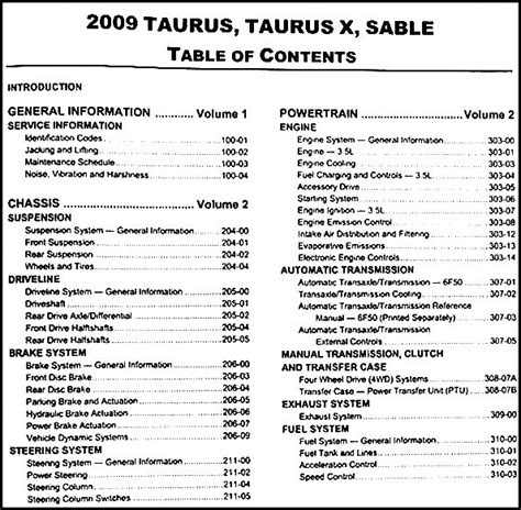 car engine repair manual 2009 ford taurus navigation system service manual 2009 ford taurus engine manual ford taurus five hundred 2005 14 repair manual