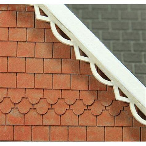 Decorative Tile Strips decorative dolls house tile x1 roof tiles slates