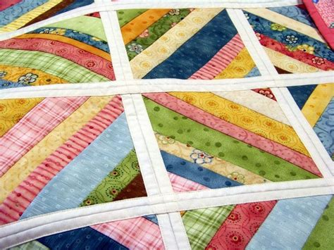How To Put Together A Quilt by Binding Batting Backing As A Single Block Unit Stitch