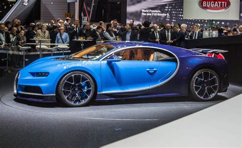 car bugatti 2017 2017 bugatti chiron official photos and info news car