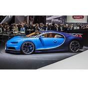 2017 Bugatti Chiron Official Photos And Info – News Car