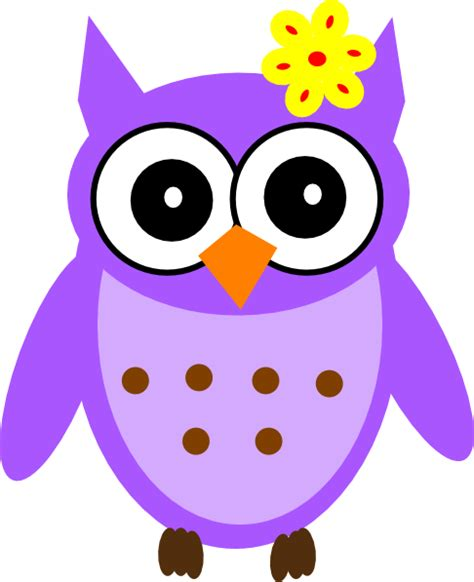 Owl Purple the gallery for gt pink owl images
